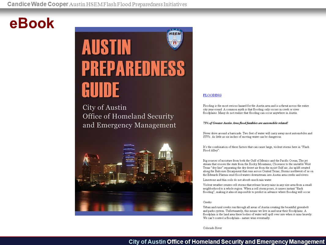 Homeland security ebook ebook vibrant array city of austin office of homeland security and emergency management rh slideplayer com fandeluxe Choice Image