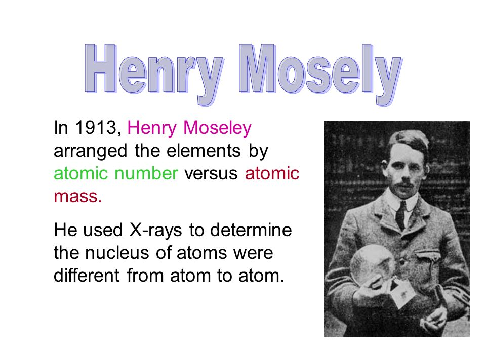 In The Mid 1800s Demitri Mendeleev Worked With 70 Elements Only 70
