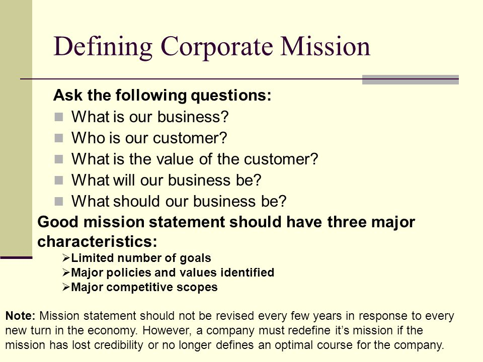 Market Oriented Strategic Planning How Do Companies Compete