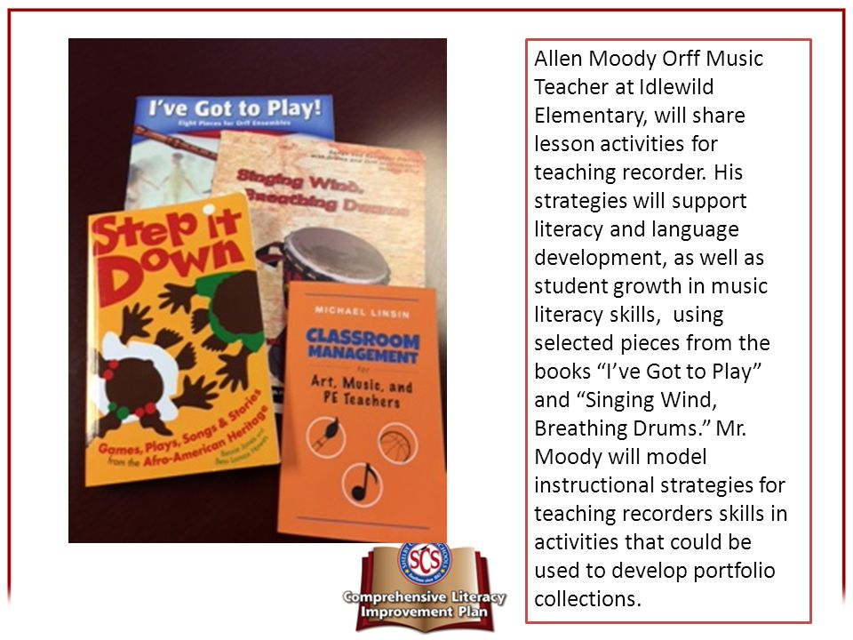 Orff Music Back To School In Service Recorder Classroom Management
