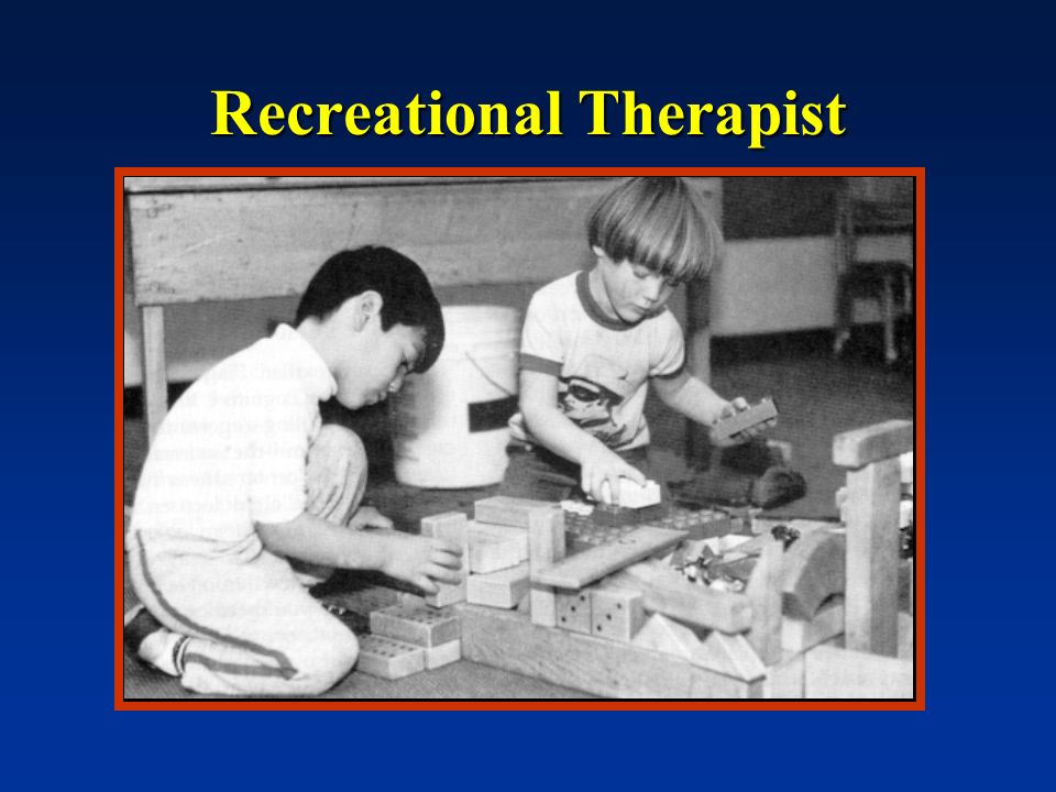 Recreational Therapist