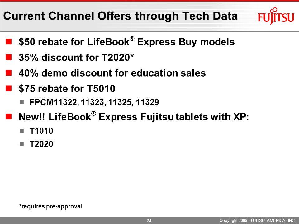 Fujitsu America Mobile Computing Solutions Ben Filipiak July