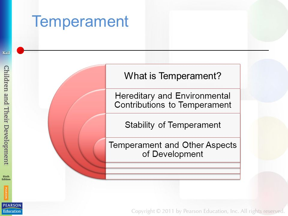Temperament What is Temperament.