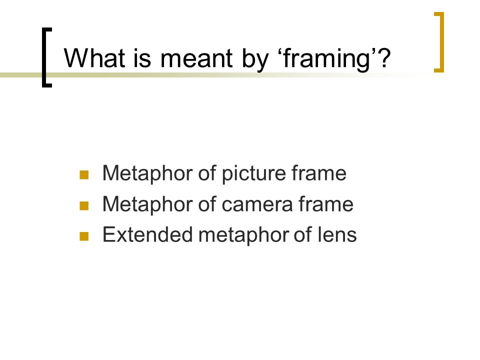 Cultural Framing in English Language (ESL) classrooms How cultural ...