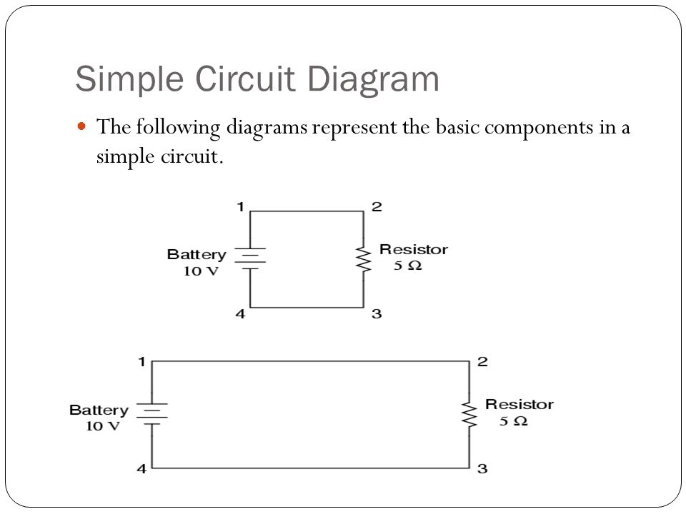 Electric Circuits. What is an Electric Circuit? Electric Circuit: is ...