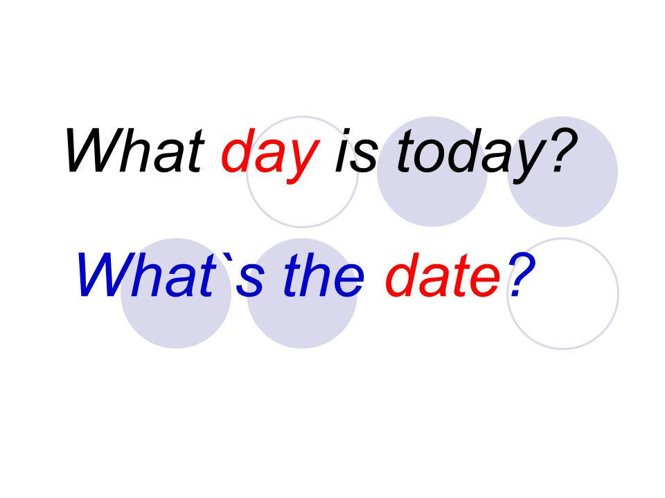 What was the date on friday