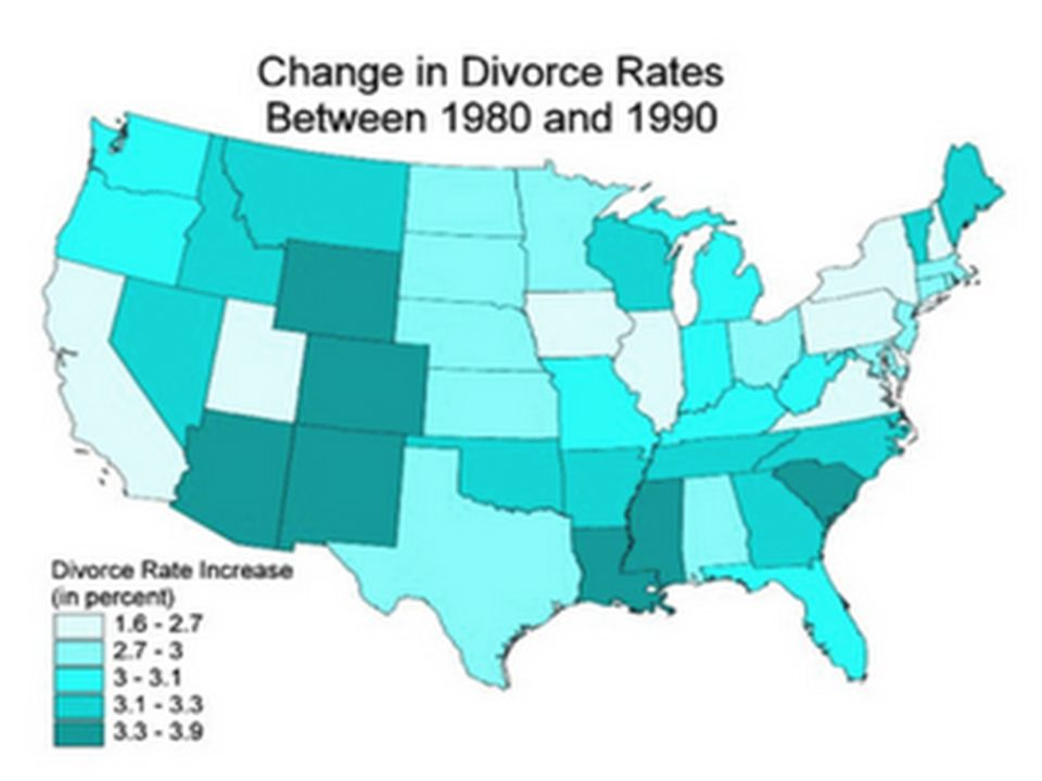 Choropleth Map Definition Introduction to Human Geography Chapter 1. Map forms Choropleth