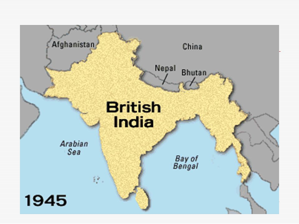 1 Partition Of India 1947 Presented By Md Rabiul Islam Rabi