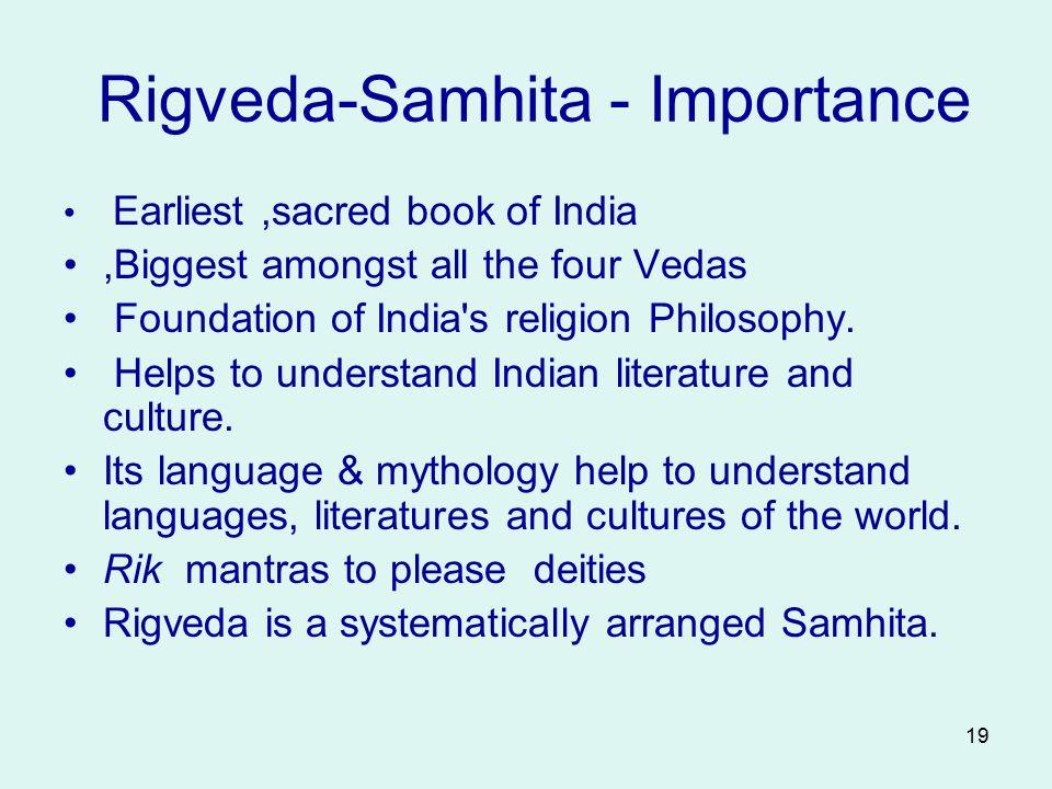Rigveda Mantra