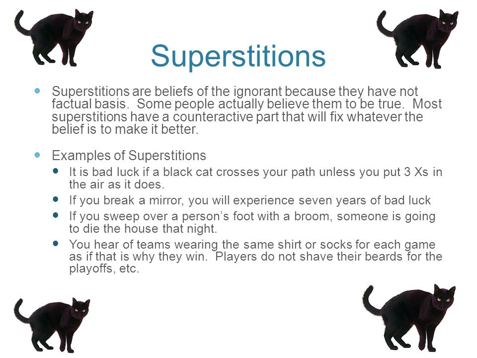 Superstitions using first conditional worksheet free esl.