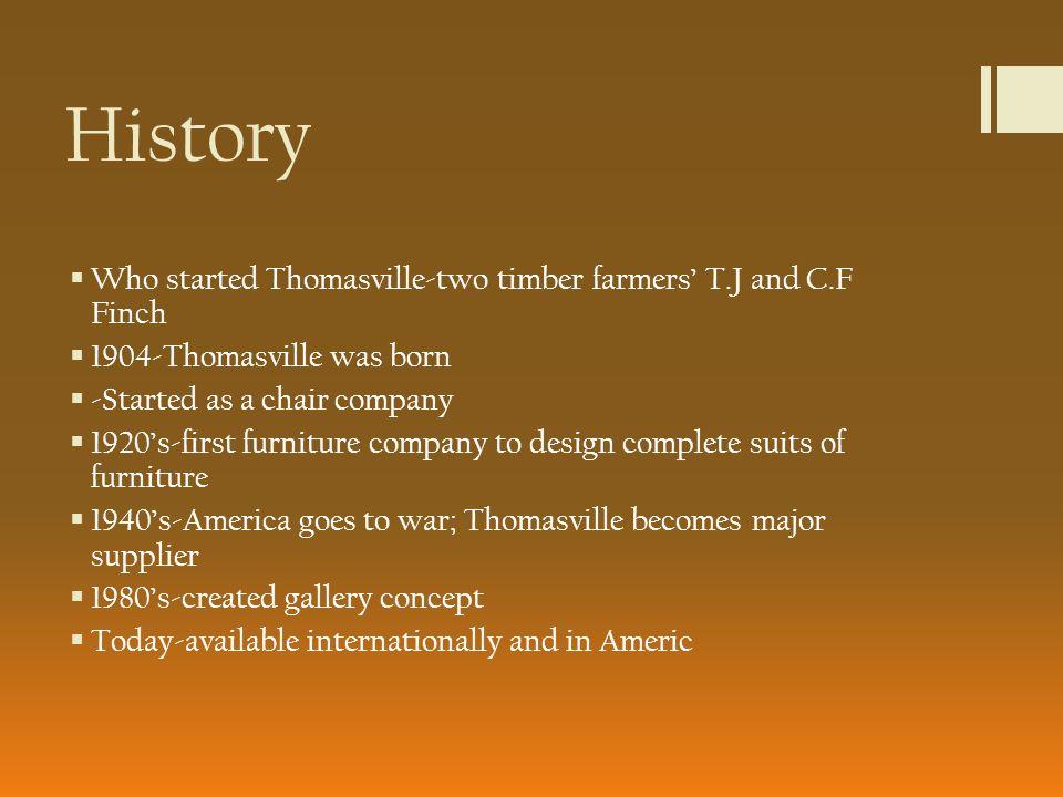 6 History