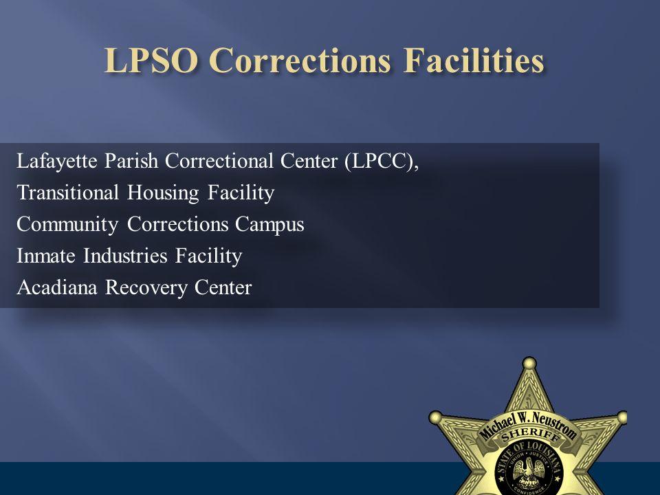 population alternatives to incarceration and budget information
