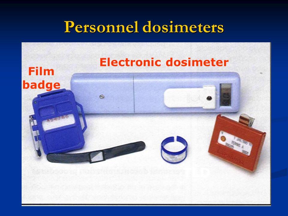 Principles Of Detection Of Radiation Injures Accidental Dosimetry