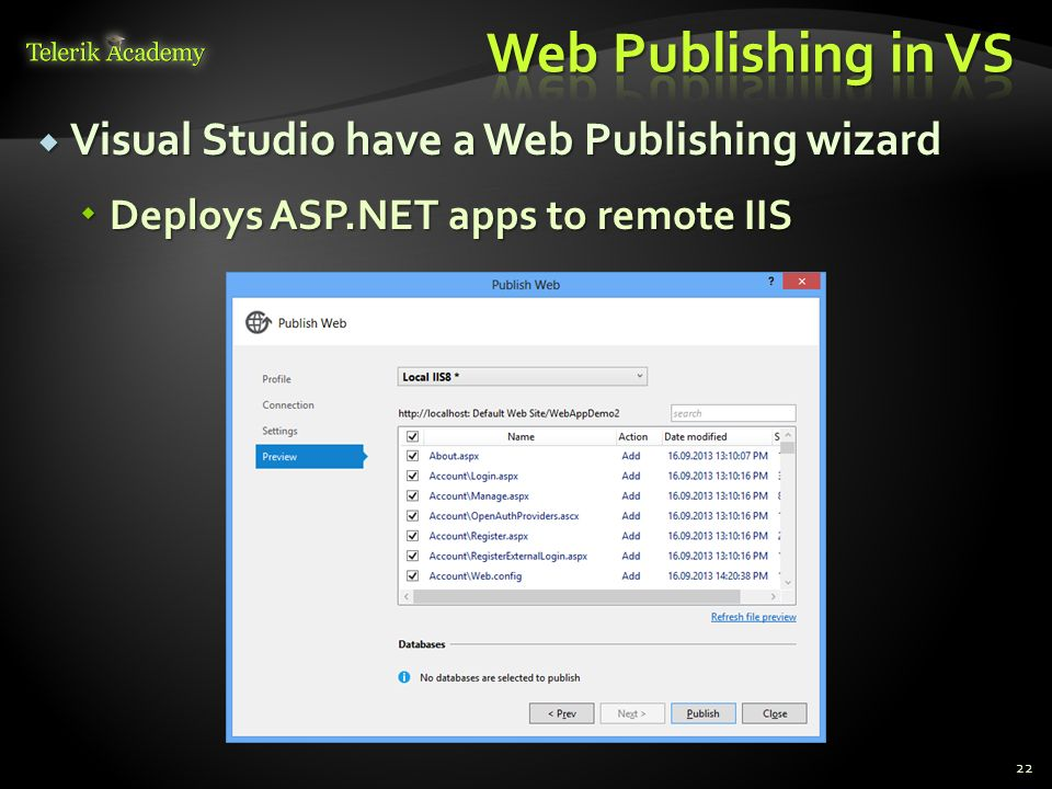 Telerik Software Academy ASP NET MVC  - ppt download