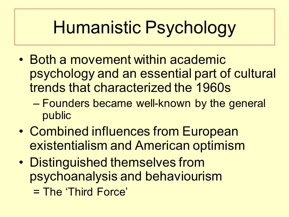 Optimistic Nihilism: A Psychologist's Personal Story