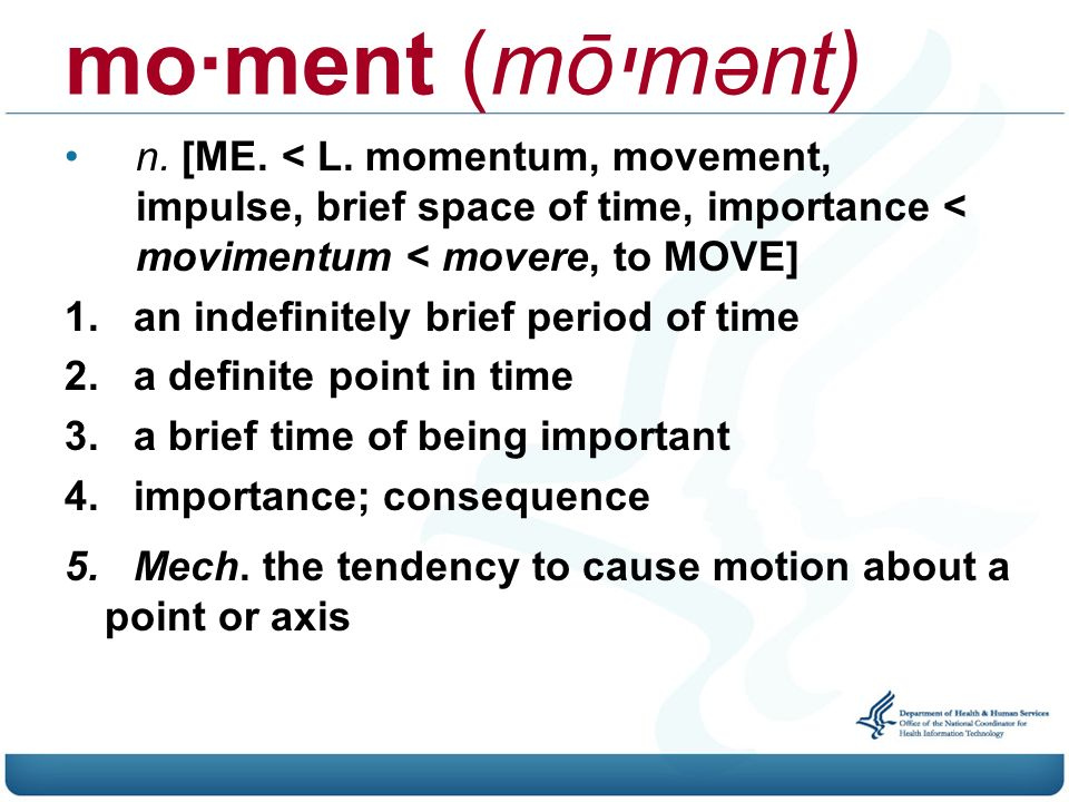 Patient Safety & Health IT: A Meaningful Moment David R
