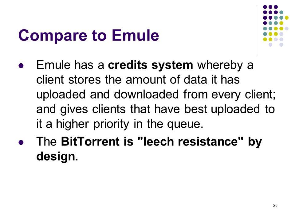 1 BitTorrent System Efrat Oune Bar-Ilan What is BitTorrent