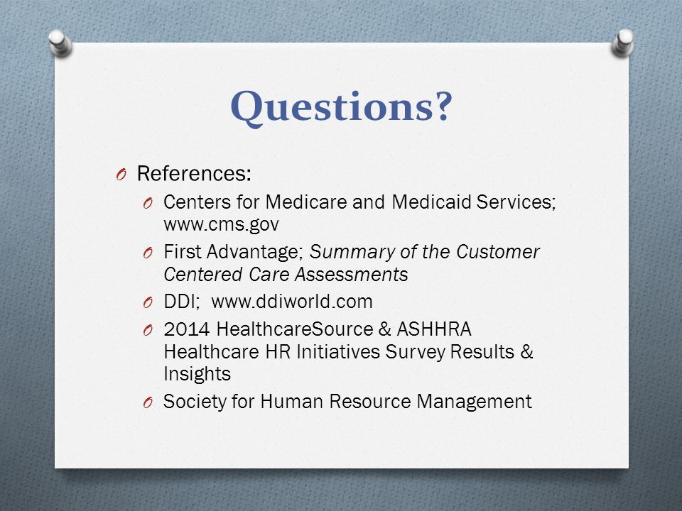 Current Hiring Practices in Healthcare Presented by: Kristen