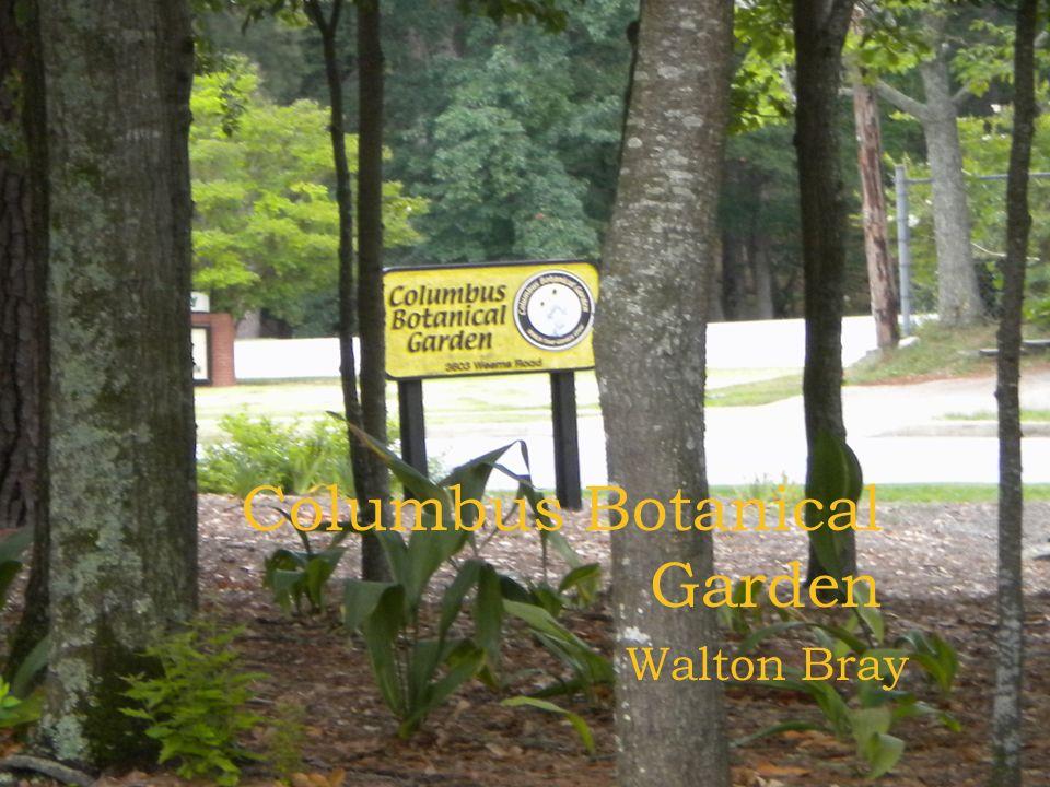 1 columbus botanical garden walton bray - Columbus Botanical Garden