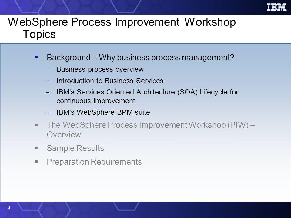 2006 IBM Corporation IBM Software Group SOA: The Key to