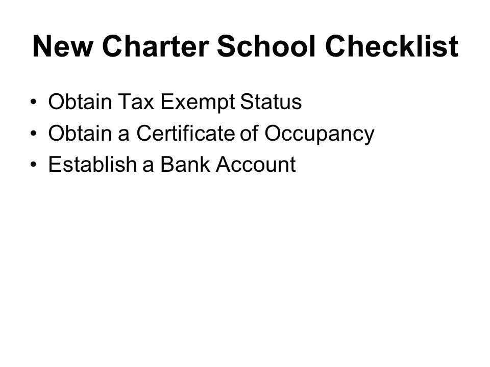 Charter School Finance School Business October Ppt Download