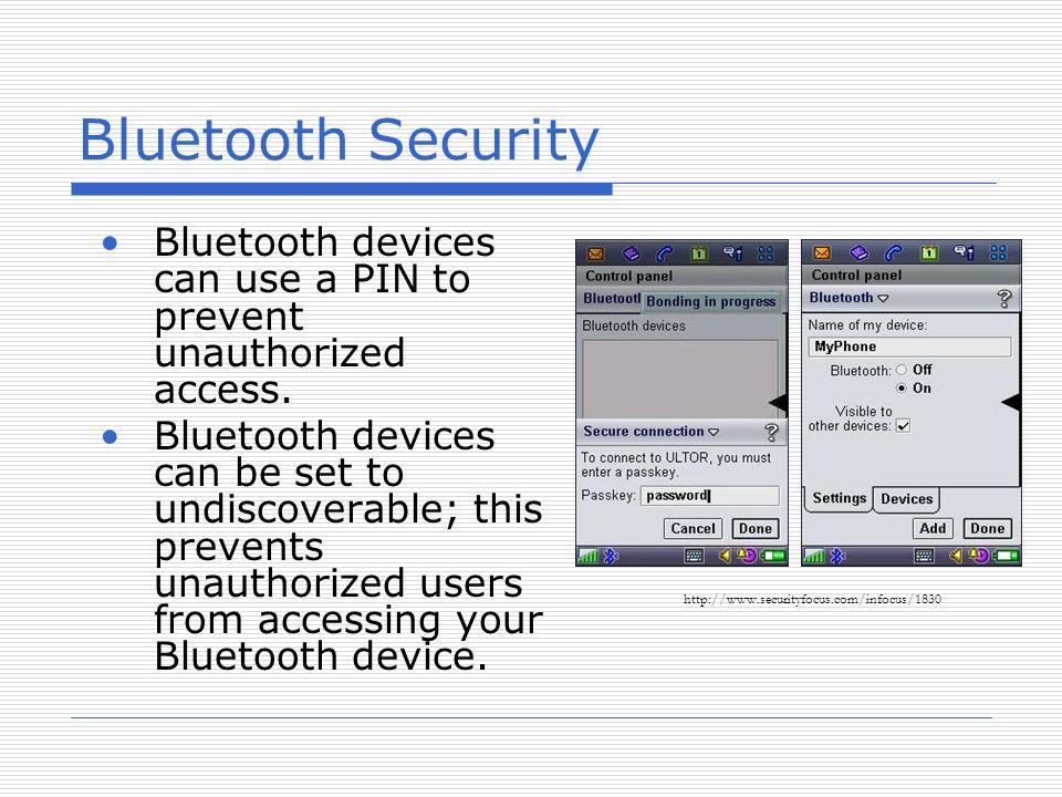 Bluetooth Technology Jason Babel Kyle Musal Joshua Turella