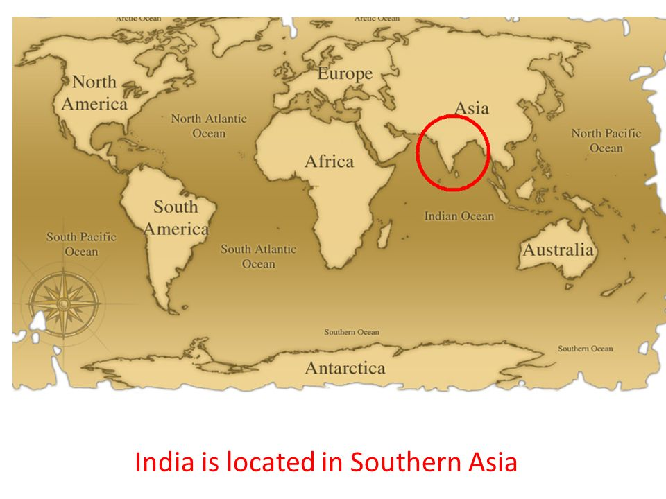 India Review. India is located in Southern Asia 2 - Himalayan ...
