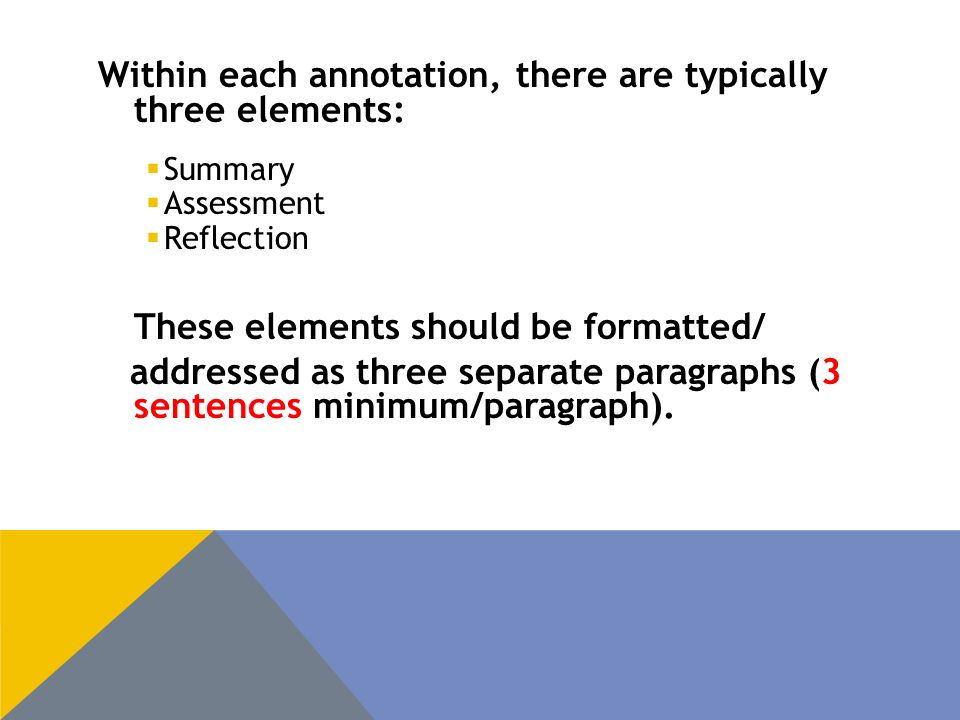 what are three elements of a good paragraph
