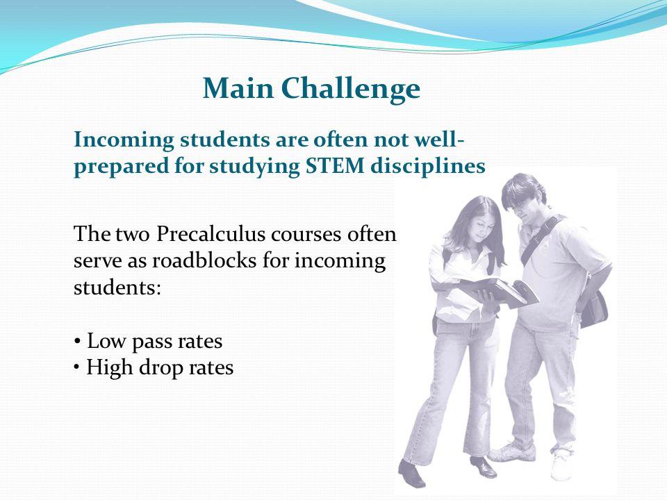 A Supplemental Instruction Model for Precalculus Gabriela