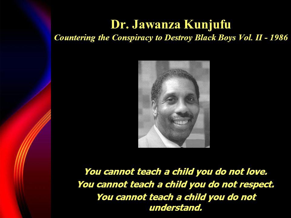 the conspiracy to destroy black boys