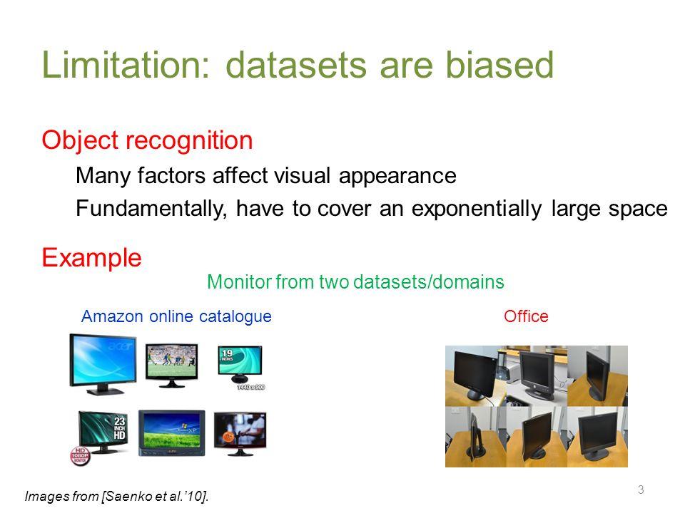 Overcoming Dataset Bias: An Unsupervised Domain Adaptation