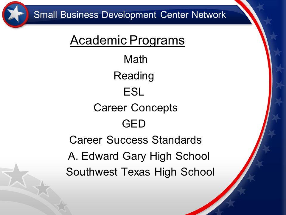 career success standards