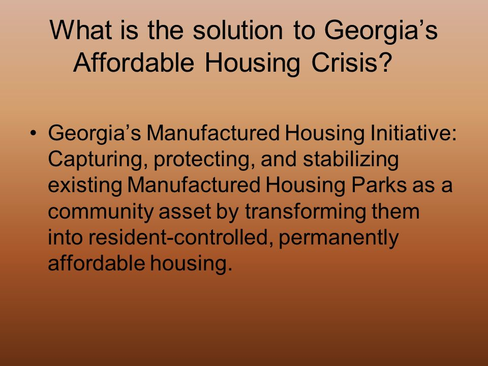 affordable housing crisis essay In the search for solutions to the global housing crisis, bee breeders are calling for essay submissions to explore the problem further winning entries will be included in the first issue of their print publication archhive, which will focus on affordable housing participants can submit their.