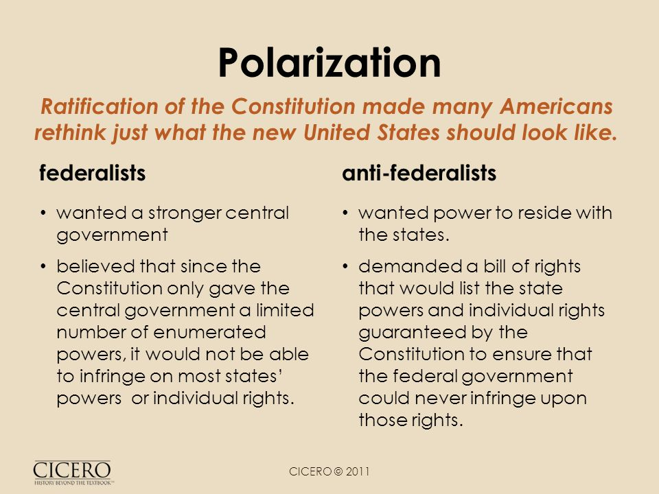 state powers in the constitution