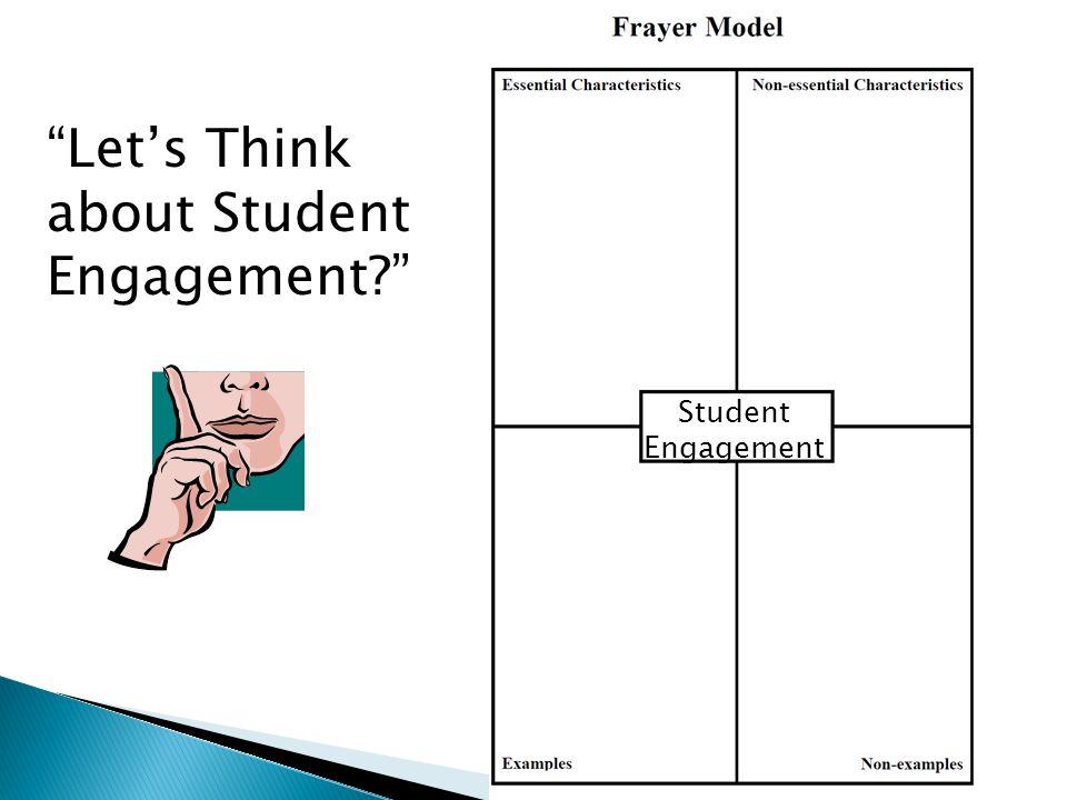 9 student engagement