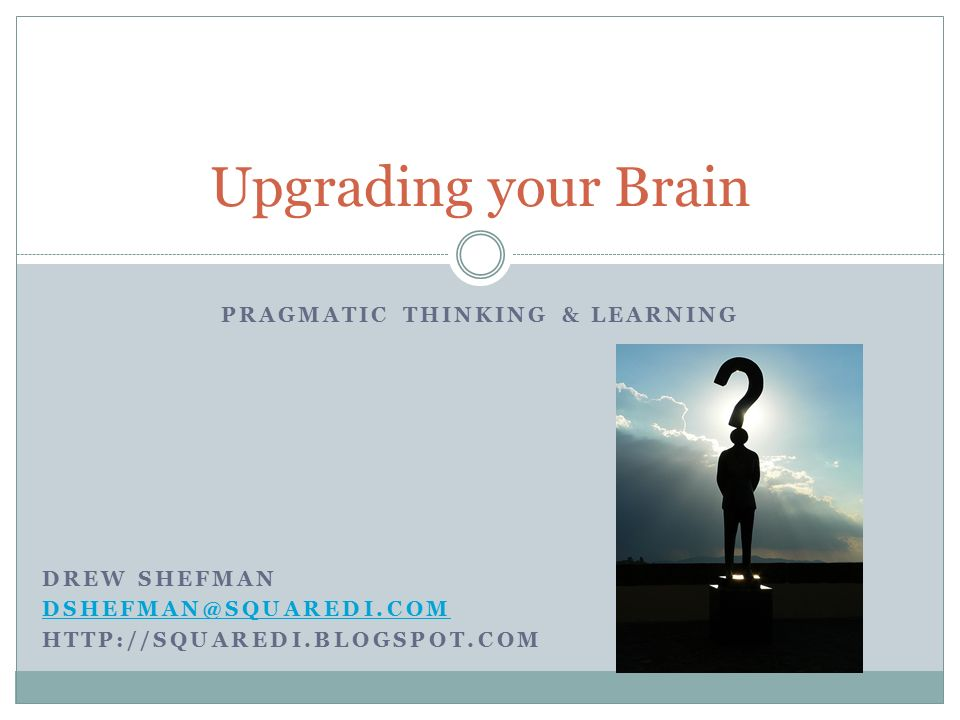 pragmatic thinking and learning refactor your wetware pragmatic programmers
