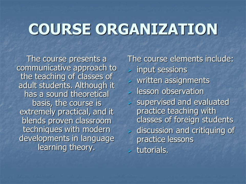 lessons from the classroom assignment celta