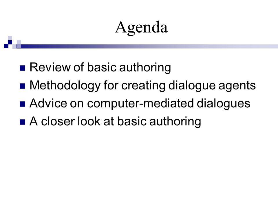 methodology format