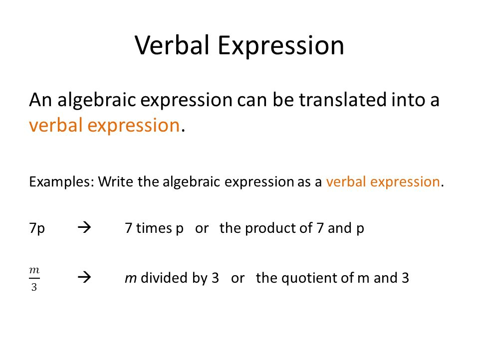 Class Starter Pg 1 Write An Expression That Represents The