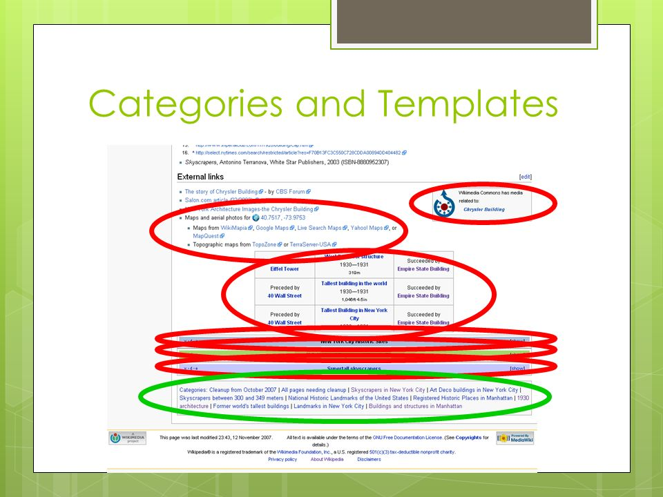 Classifying Tags Using Open Content Resources Simon Overell