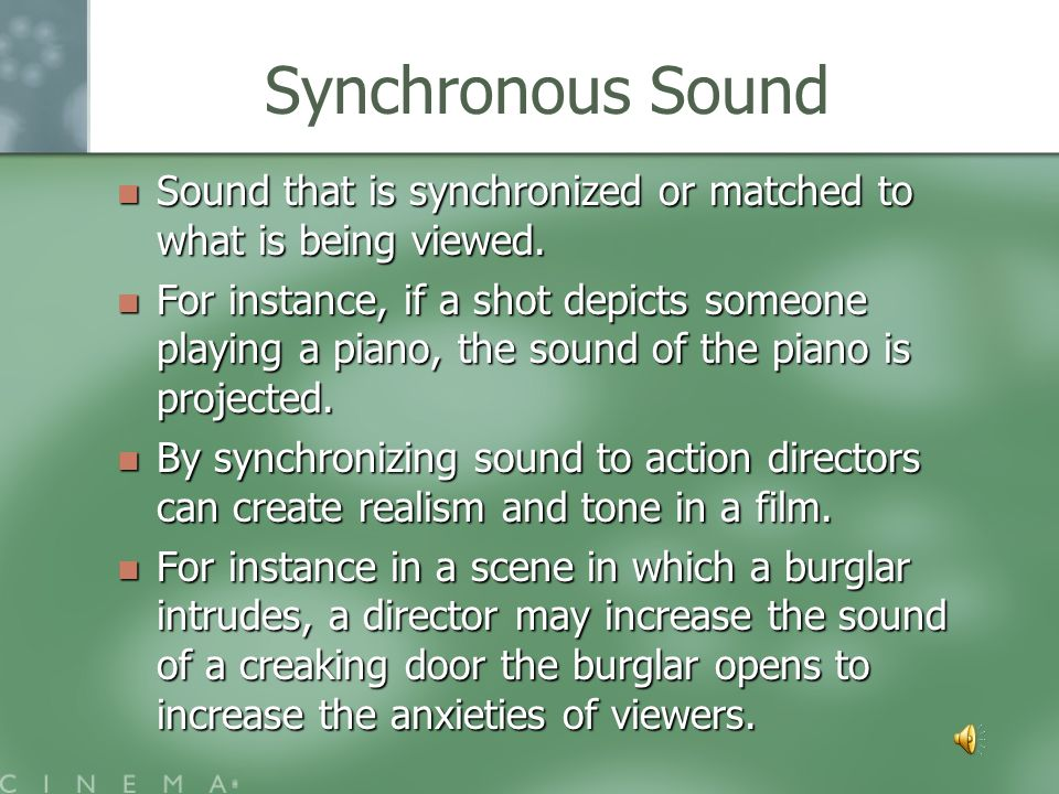 Sound Human voice (dialogue)-used to bring a storyteller's character to life.