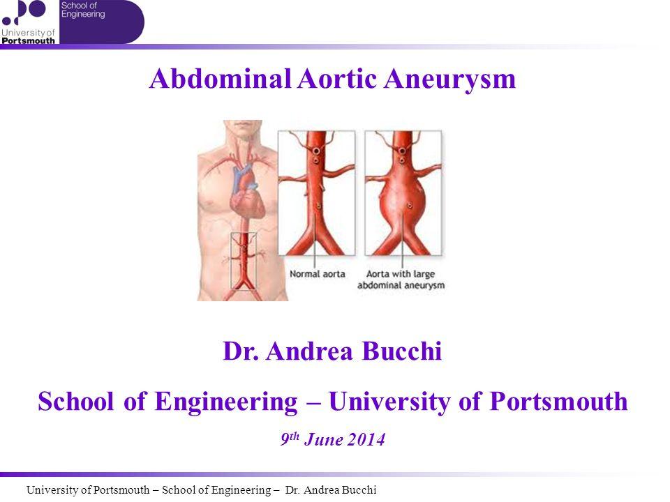 1 Abdominal Aortic Aneurysm