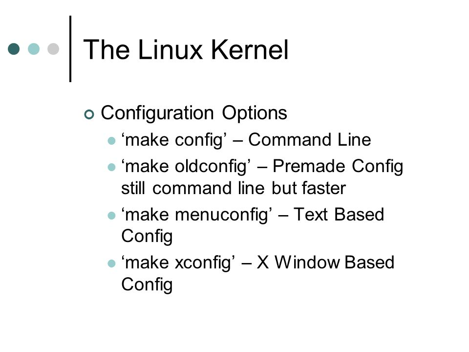 Embedded Linux Systems Presented By: Kitrek Riese  - ppt