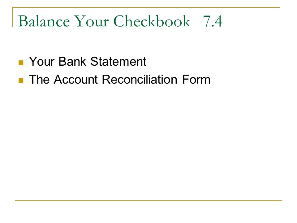 chapter 7 banking services how banks work 7 1 the role of banks