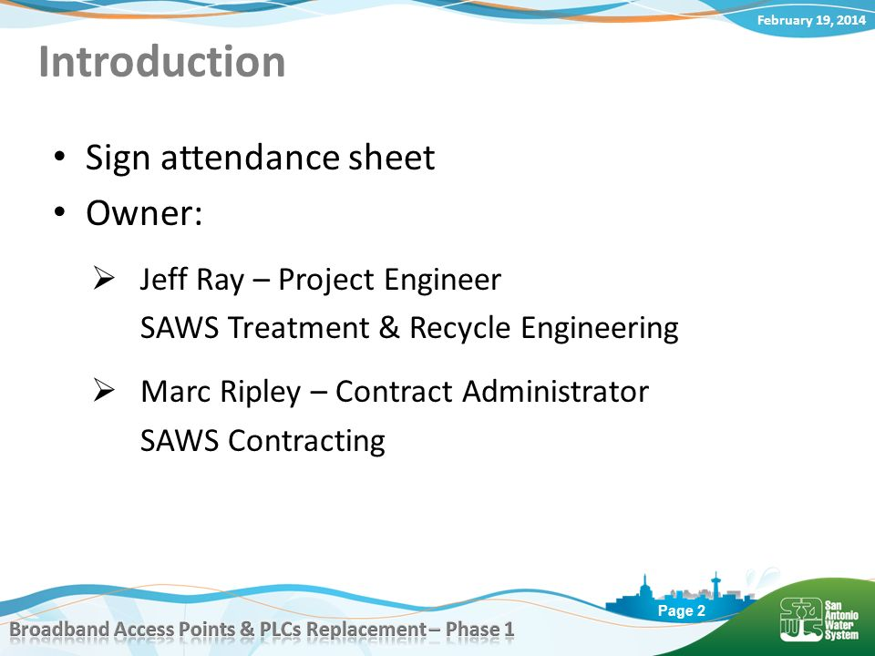 Jeff Ray, EIT Project Engineer, Treatment & Recycle Engineering ...