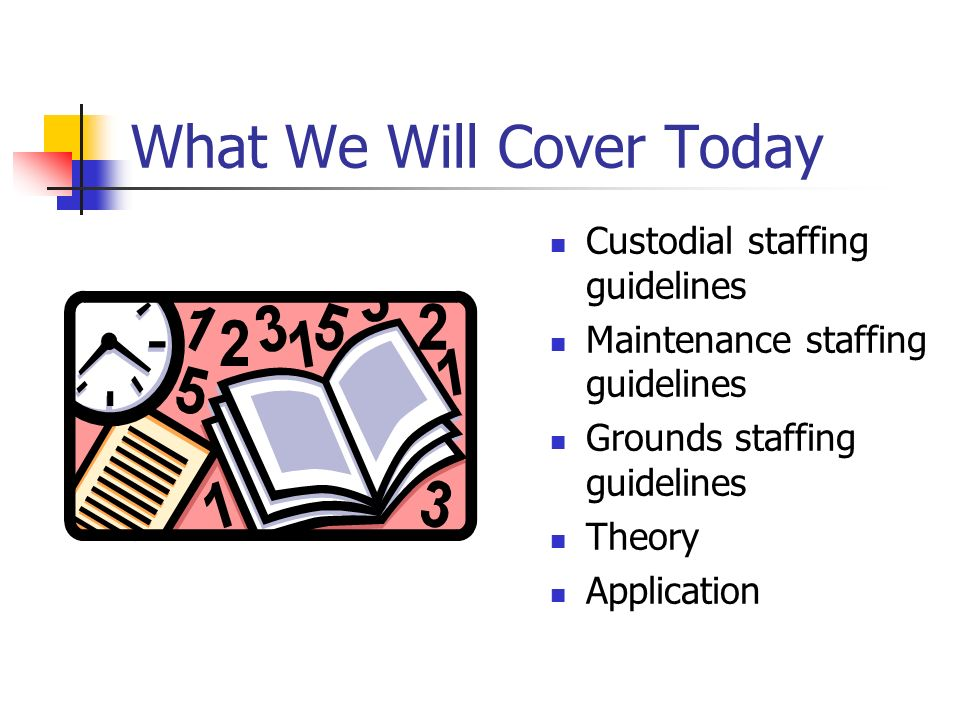 operations and maintenance staffing january 2004 appa institute rh slideplayer com appa leadership in educational facilities' custodial staffing guidelines