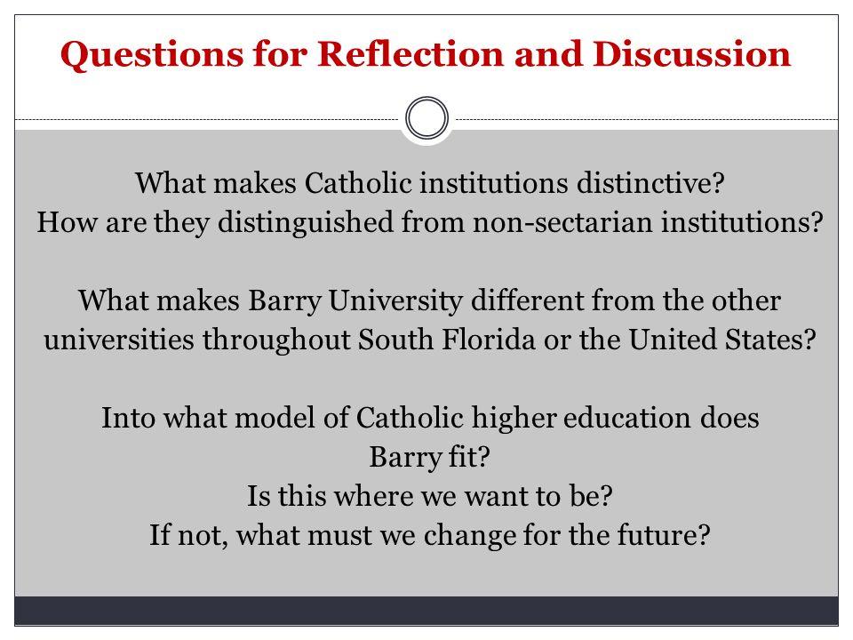 catholic higher education morey melanie m piderit john j