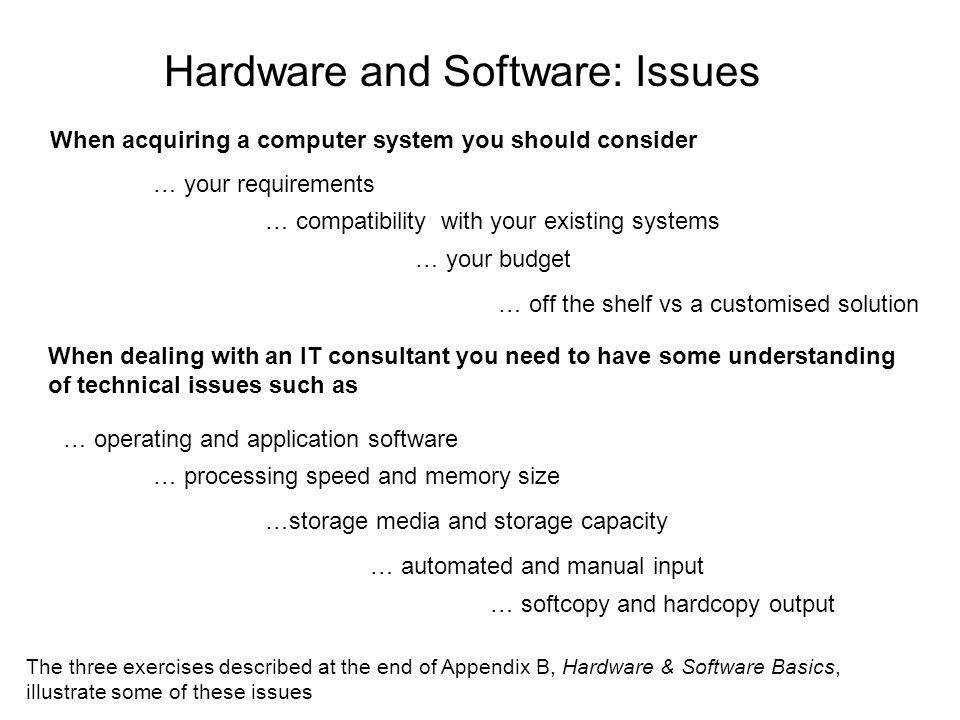 bus1mis management information systems semester 1 2012 week 4 rh slideplayer com Fundamentals of Computing Website Computer Basics
