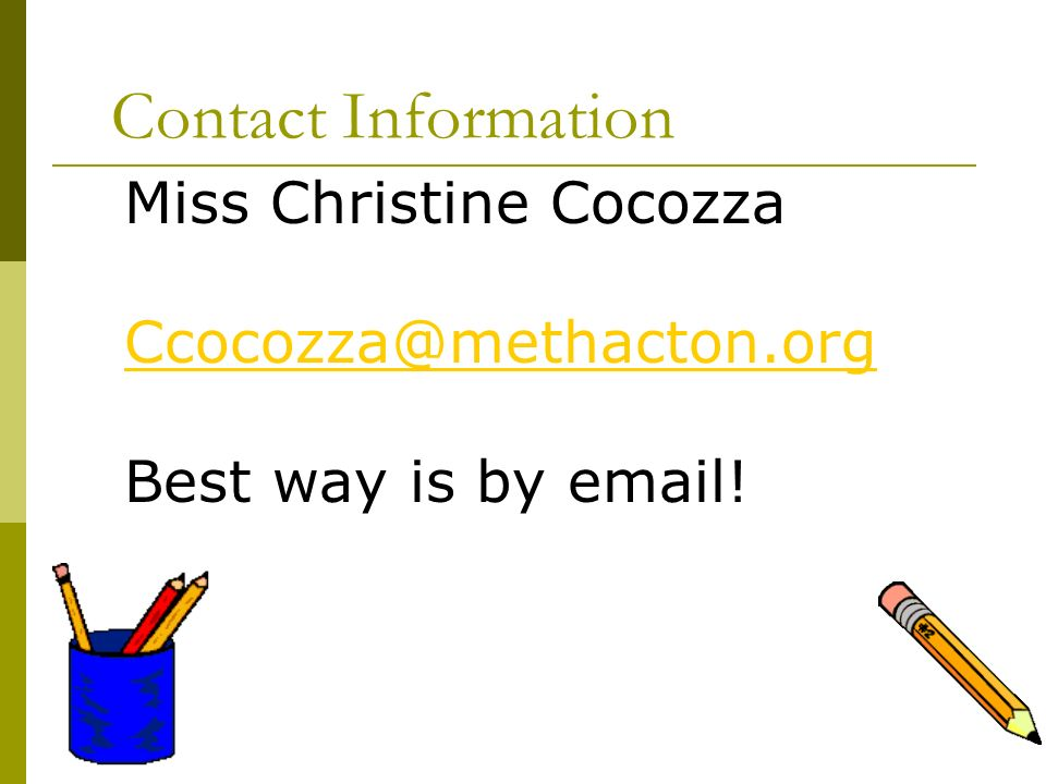 9 th Grade EnvironmentalScience Miss Christine Cocozza Room A ppt ...
