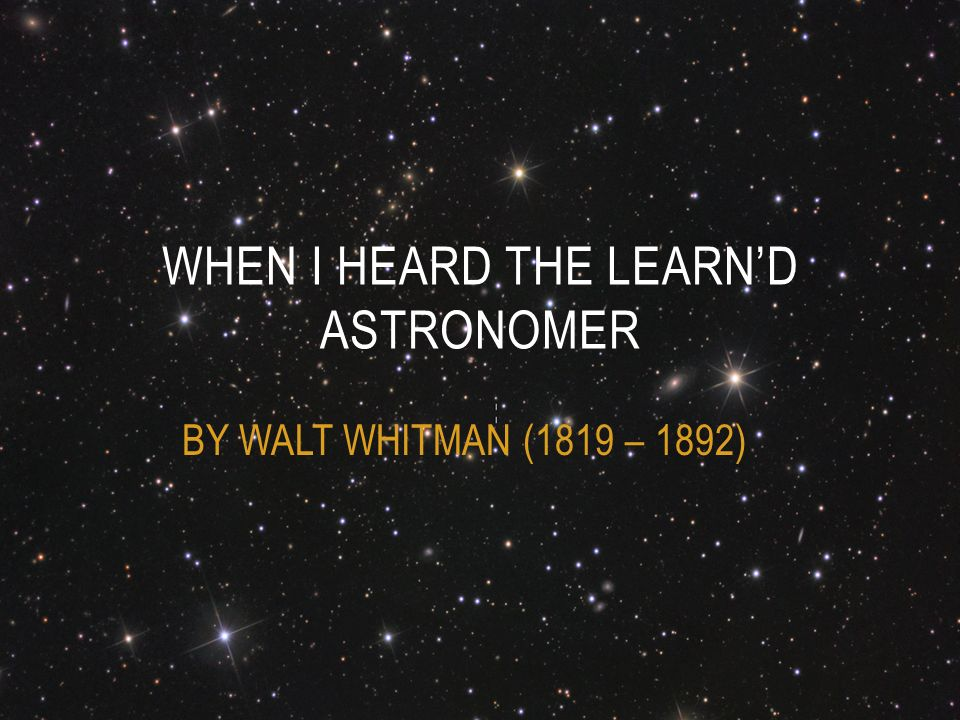 learn d astronomer